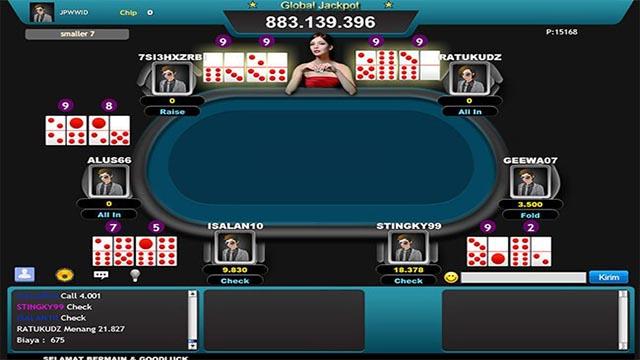 keuntungan bermain domino qq android