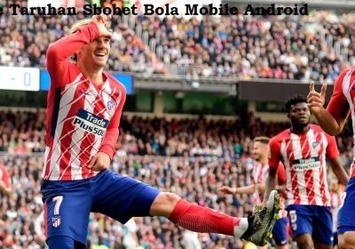 Website Taruhan Sbobet Bola Mobile Android