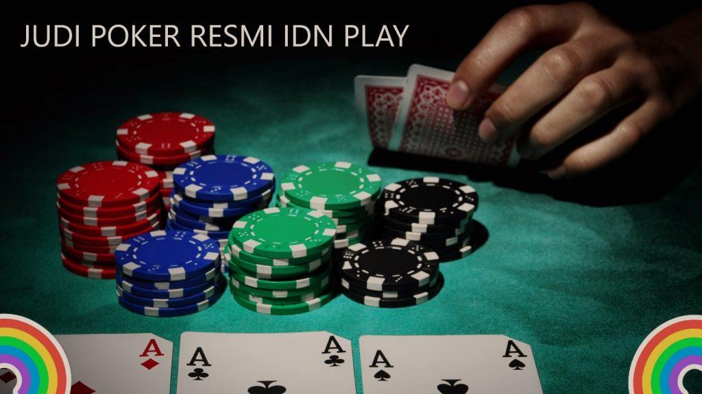 Nilai Positif di Situs Poker idn Terkini