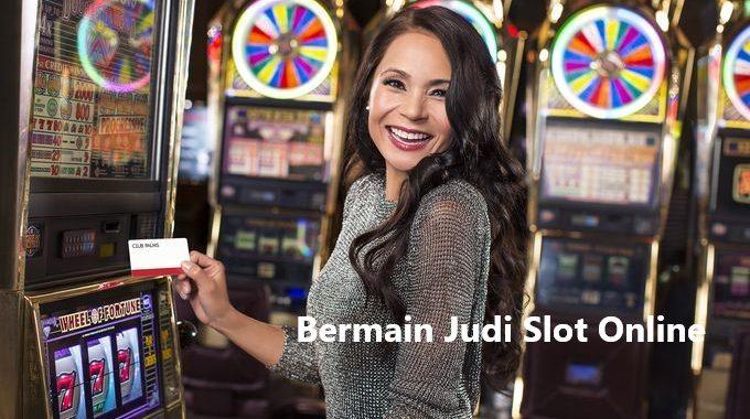 Bermain Slot Joker123