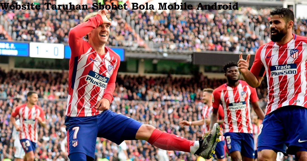 Website Taruhan Sbobet Bola Mobile Android