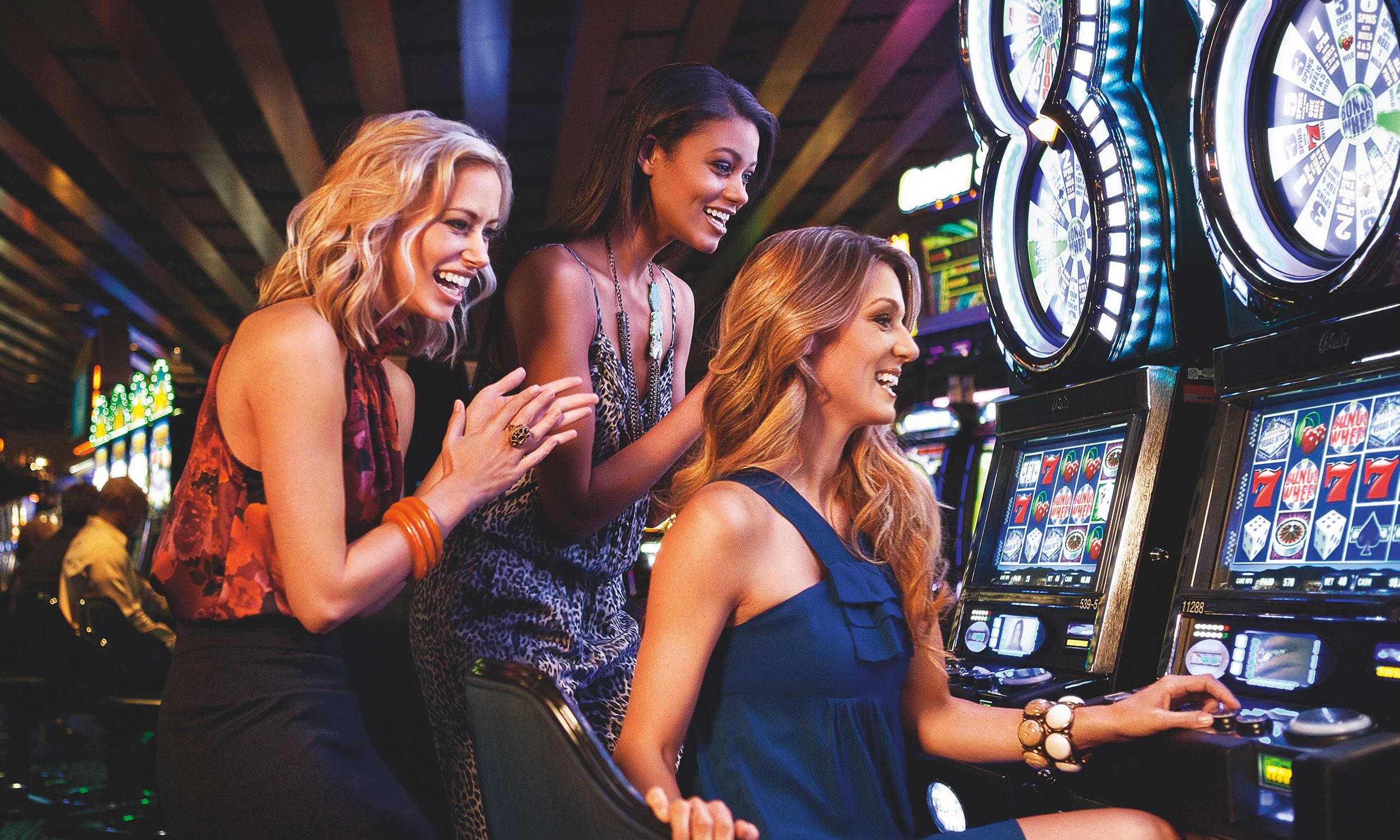 Permainan Slot Casino Online